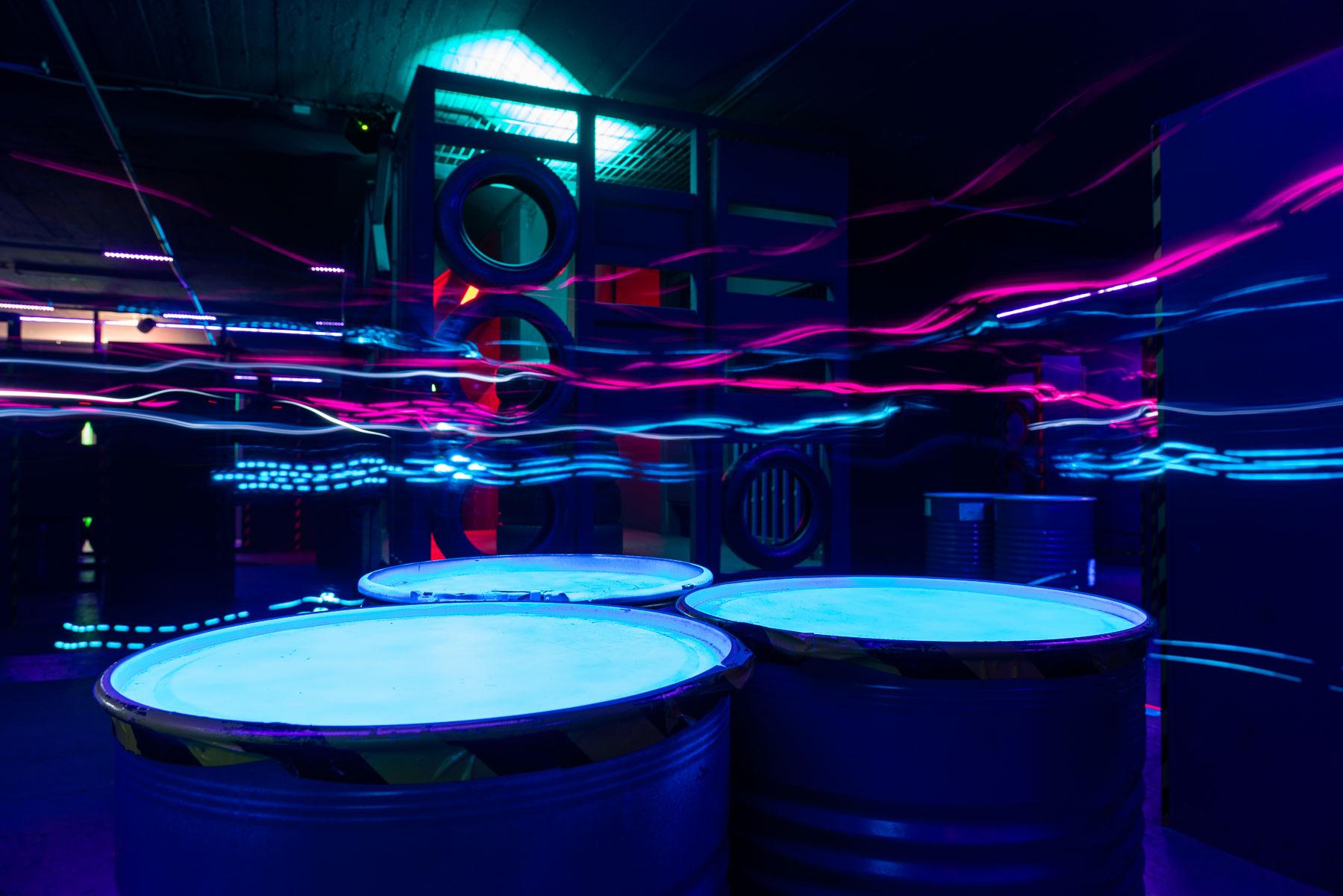 Lasertag Fotografie Social Media